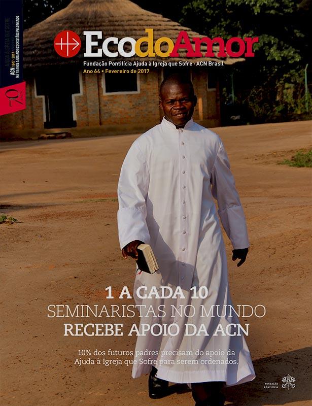 Eco Do Amor (2017/02) Seminaristas