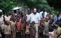 Dom Aguirre no início da crise na República Centro Africana