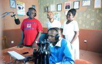 Rádio católica na Tanzânia